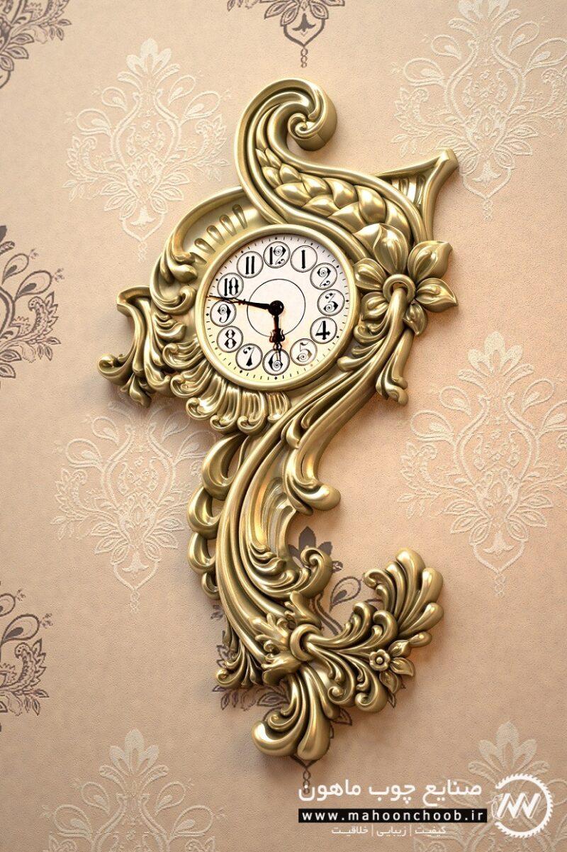 ساعت دیواری مهرا