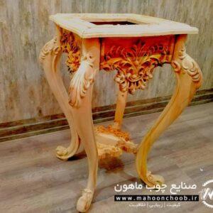 میز کنار سالنی - میز استند پرژین